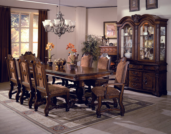 Neo Renaissance Brown Buffet - Luna Furniture