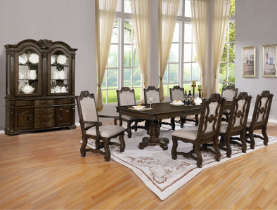 Neo Renaissance Grayish Brown Dining Table - Luna Furniture