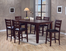 Load image into Gallery viewer, Bardstown Dark Brown Counter Height Dining Set | 2752 - Bellaria Furniture HomeStore
