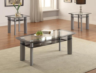 Echo 3-Piece Coffee Table Set - Luna Furniture