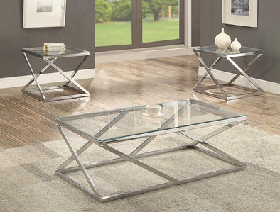 Chase 3-Piece Coffee Table Set | 3272 - Luna Furniture