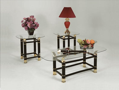 Horn 3-Piece Coffee Table Set - Luna Furniture