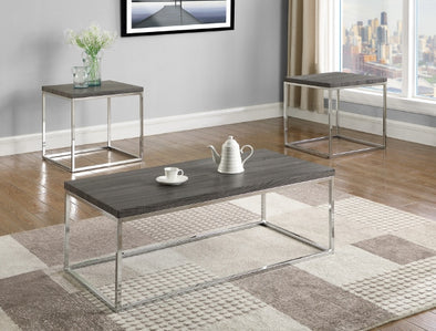 Britt 3-Piece Coffee Table Set - Luna Furniture