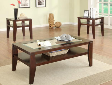 Scott 3-Piece Coffee Table Set - Luna Furniture