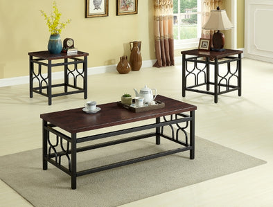 Benjamin 3-Piece Coffee Table Set - Luna Furniture