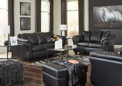 Betrillo Black Living Room Set | 40502