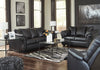 Betrillo Black Living Room Set - Luna Furniture