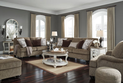 Braemar Brown Living Room Set | 40901