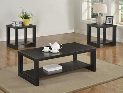 Audra 3-Piece Coffee Table Set - Luna Furniture
