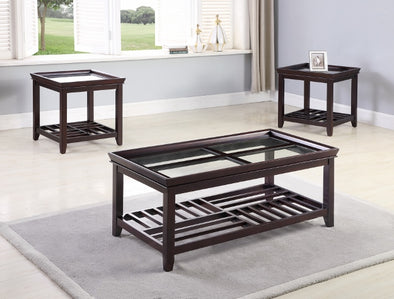 Connick 3-Piece Coffee Table Set - Luna Furniture