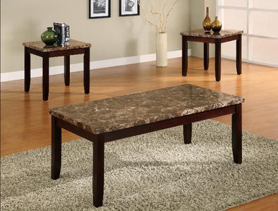 Ferrara 3-Piece Coffee Table Set - Luna Furniture