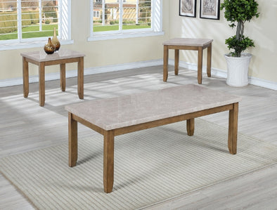 Mike 3-Piece Coffee Table Set - Luna Furniture