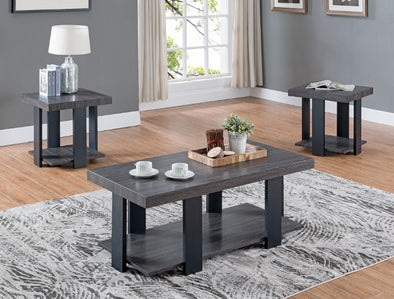 Randy 3-Piece Coffee Table Set - Luna Furniture
