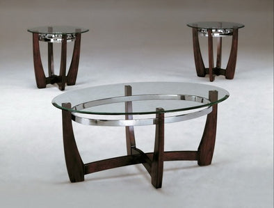 Mitchell 3-Piece Coffee Table Set - Luna Furniture