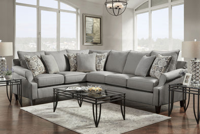 [SPECIAL] Bay Ridge Gray Sectional