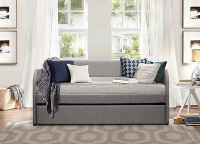 Roland Gray Daybed with Trundle | 4950