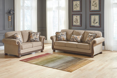 Westerwood Mocha Living Room Set | 49601