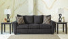 Wixon Slate Living Room Set - Luna Furniture