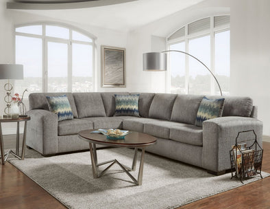 [SPECIAL] Silverton Pewter Sectional
