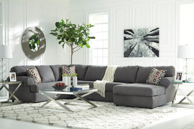 Jayceon Steel RAF Sectional
