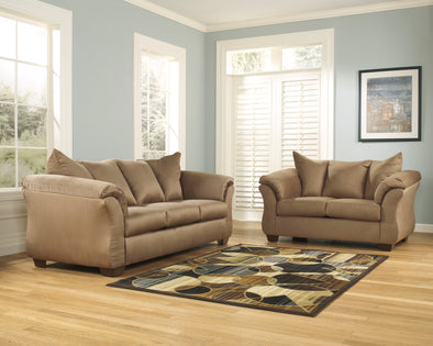[SPECIAL] Darcy Mocha Living Room Set