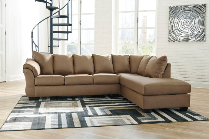 Darcy Mocha RAF Sectional