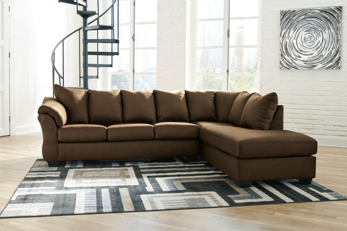 Darcy Cafe RAF Sectional