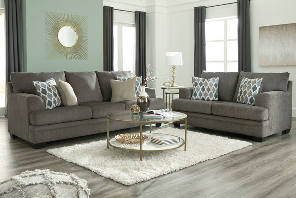 Dorsten Slate Living Room Set - Luna Furniture