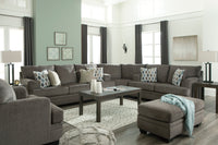 Dorsten Slate Sectional - Luna Furniture