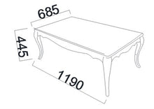 Load image into Gallery viewer, Valdes White Coffee Table by Bellona - Bellaria Furniture HomeStore