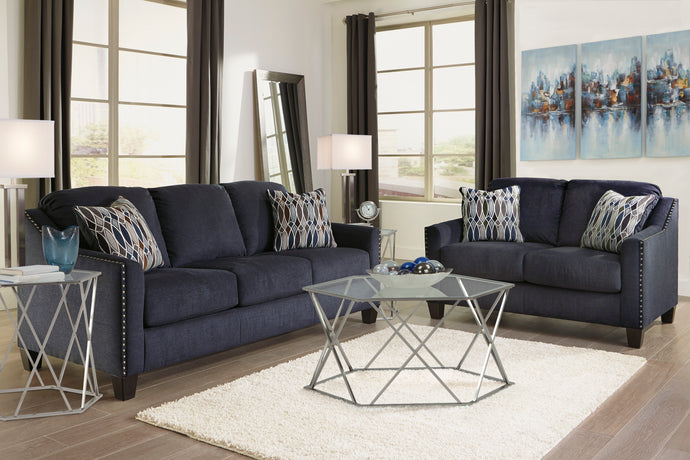 Creeal Heights Ink Living Room Set | 80202
