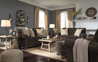 Stracelen Sable Living Room Set - Luna Furniture