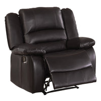 Jarita Brown Reclining Chair - Luna Furniture