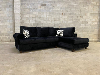 Jaylin Black RAF Sectional