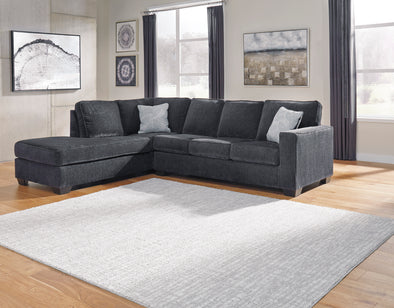 [SPECIAL] Altari Slate LAF Sectional - Luna Furniture