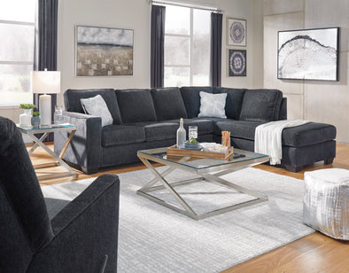 [SPECIAL] Altari Slate RAF Sectional - Luna Furniture