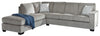 Altari Alloy LAF Sectional - Luna Furniture