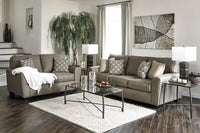 Calicho Cashmere Living Room Set - Luna Furniture