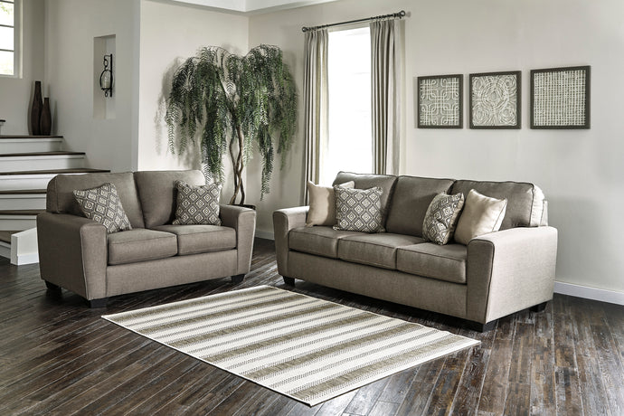 Calicho Cashmere Living Room Set