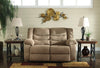 [SPECIAL] Tulen Mocha Reclining Living Room Set - Luna Furniture