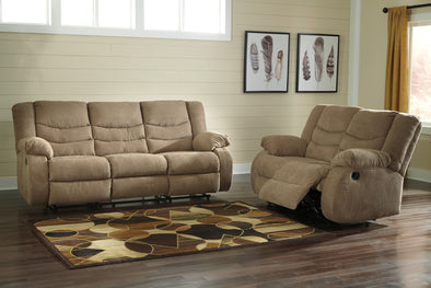 [SPECIAL] Tulen Mocha Living Room Set | 98604