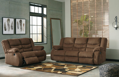 [SPECIAL] Tulen Chocolate Living Room Set | 98605