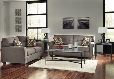 Tibbee Slate Living Room Set | 99101