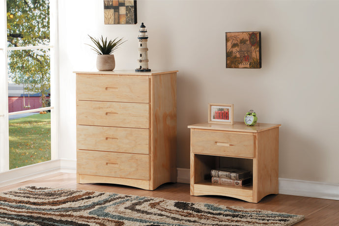Bartly Pine Chest | B2043