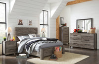 Cazenfeld Gray Youth Bedroom Set - Luna Furniture