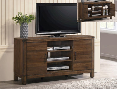 "Belmont Brown 55"" TV Stand 