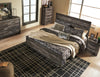 Wynnlow Gray Panel Bedroom Set - Luna Furniture