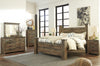 Trinell Brown Poster Bedroom Set - Luna Furniture