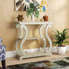 Lucy Ivory Console Table - Luna Furniture