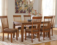 Berringer Rustic Brown Dining Room Set - Luna Furniture